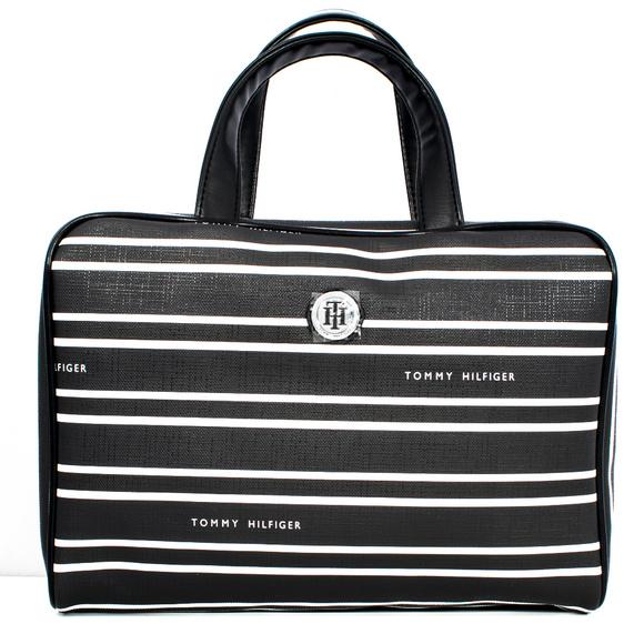 Tommy Hilfiger Cosmetic Makeup Bag #89361 Boutique